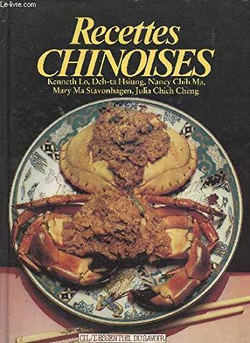 Recettes chinoises (L'Essentiel du savoir)