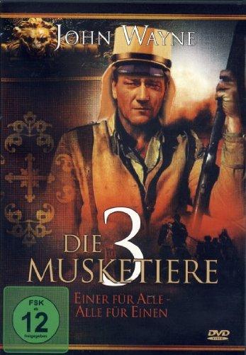 Die 3 Musketiere - John Wayne