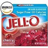 Jello Gelée à la Cerise sans sucre 85 g