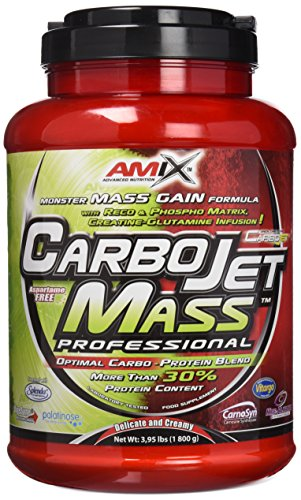 Amix Carbojet Mass Professional Carbohidratos - 1800 gr_8594159535312