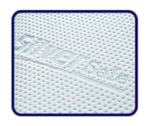 comprare on line Baldiflex - Cuscino in Memory Foam - Modello Ortocervicale - Fodera in Silver Safe prezzo