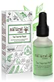 Best Natural Hair Growth Serum - Natural Vibes Ayurvedic Tea Tree Hair Repair Serum Review