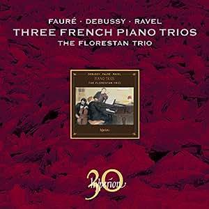 Various: French Piano Trios (Piano Trios In D Minor/ G/ Piano Trio)