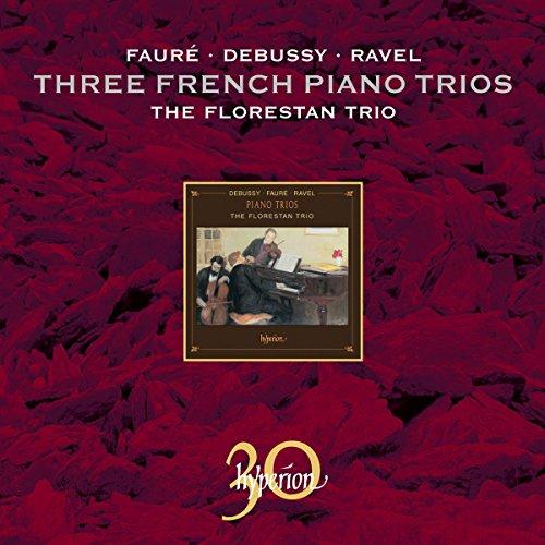 3 Trios Pour Piano FranÇais (30 Ans Hyperion)