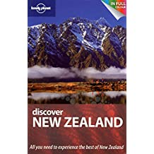 Discover New Zealand (Lonely Planet Discover Guides)