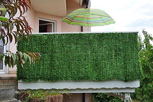 Reticolato per privacy giardino balcone anche decorativo - Giardino in balcone ...