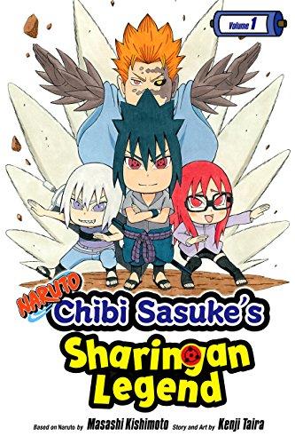 Naruto: Chibi Sasukes Sharingan Legend, Vol. 1: Uchiha ...