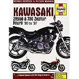Reparaturanleitung Band 5169 Kawasaki Zephyr 550 750 Ab Baujahr 1990 Von Bucheli Herausgeber 26 Januar 2009 Taschenbuch Bücher