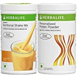 HERBALIFE NUTRITION Formula 1 (Orange Cream) with Personalized Protein Powder, 400 g