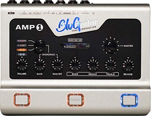 BluGuitar AMP1 · Topteil E-Gitarre