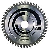 Bosch Zubehör 2608640507 Kreissägeblatt Multi Material 180 x 30/20 x 2,4 mm, 48