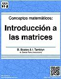 Image de Conceptos matemáticos - Introducción a las matrices