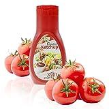 LCW Fitness Ketchup - mit Xylit gesüßt! 400g 3er Pack (3 x 400 gr)