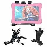 DURAGADGET Supporto Auto per Dragon Touch Y88X Plus 7 Pollici | Alldaymall Tablet PC Kid-Proof | Irulu Babypad | JEJA 7 - per Griglia Ventilazione