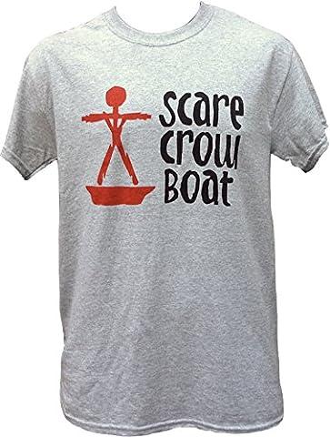 Scarecrow Boat Chris Pratt T-Shirt (Small)