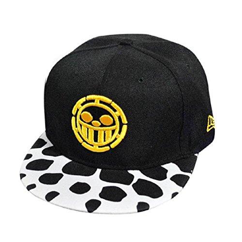 Vovotrade Fashion Embroidery Snapback Boy Hiphop Hat Adjustable Baseball Cap Unisex (Gelb) (Seide Gestickte Öse)