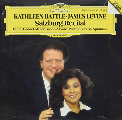 Kathleen Battle -Recital