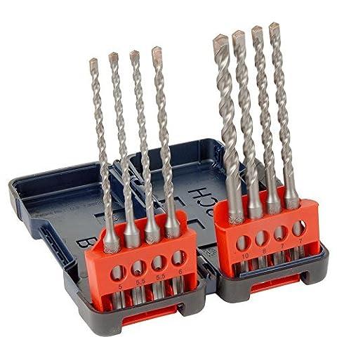 Bosch SDS Plus Tough Box Bohrersatz 8 Stück