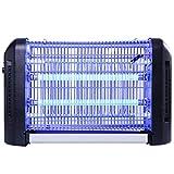DDI Bug Zapper Light-Electronic Killer Lamp, 16W Plug in Insect Mosquito Killer Light Trappole di Controllo parassiti per cucine Office u0026 Outdoor Patios Store Zanzariera-6