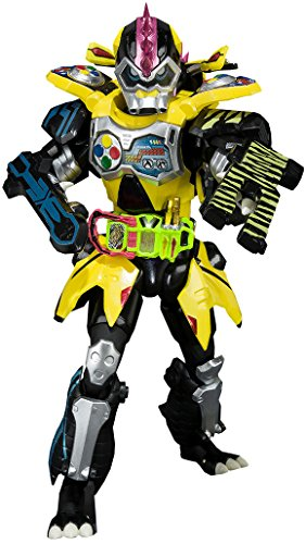 Kamen Rider Ex-Aid - Kamen Rider Lazer Hunter Bike Gamer Level 5 Limited Edition [S.H. Figuarts](Import Giapponese)