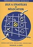Jeux et stratégies de négociation