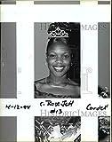 Vintage Photos 1994 Photo de Presse April Cason of Jefferson High School, Portland Rose Festival Pr