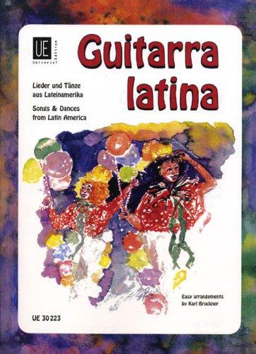 Guitarra Latina - Guitare