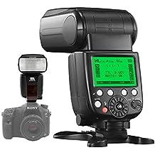 PIXEL X800s Standard sans fil HSS TTL Flash Speedlite Gn601/8000s pour Sony Mi Griffe Caméras A9A99A77A7A7R II A7sii A7rii A7ii A77II A7rmii A6000A6300