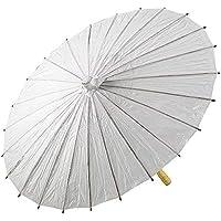 MAGESBI Sombrilla Japonesa Blanca Grande