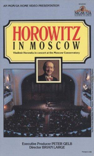 Preisvergleich Produktbild Horowitz in Moscow [VHS]