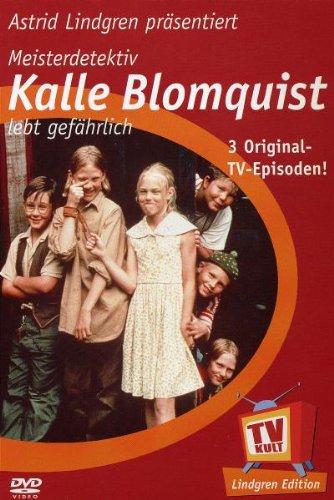 Lindgren-Edition: Meisterdetektiv Kalle Blomquist lebt gefährlich