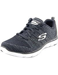 a6c3842ad3837 Skechers Flex Appeal 2.0 High Energy - Zapatillas Deportivas para Mujer