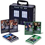Doctor Who Top Trumps in TARDIS Collector's Tin
