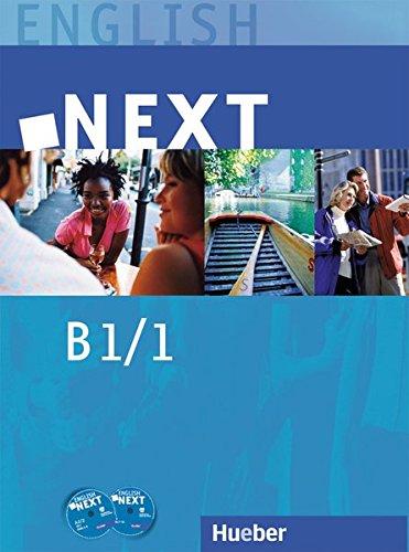 NEXT B1/1: Lehr- und Arbeitsbuch mit 2 Audio-CDs und Companion / Student's Book Paket