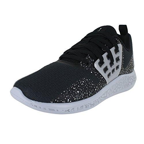 NIKE Air Jordan Grind Herren Running AA4302 Sneakers Turnschuhe (UK 9 US 10 EU 44, Anthracite Black White 014)