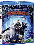Dragons 3 : Le Monde caché [Blu-ray 3D + Blu-ray + Digital]