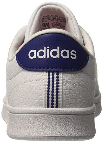 White White footwear Damen mystery Weiß Advantage Laufschuhe W CL adidas Ink QT Footwear Bq1Sv1w
