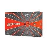 Callaway Superhot Bold Golf Bälle, Unisex, Superhot Bold -