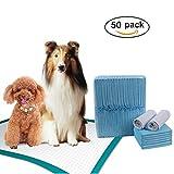 Tappetini assorbenti per cani  Lo sappiamo, addestrare i cuccioli può essere un compito lungo ed estenuante. Usando i tappetini di MOLIWEN puoi facilmente ed efficacemente addestrare il tuo amico a quattro zampe in casa. Il tuo cane può facilmente ri...