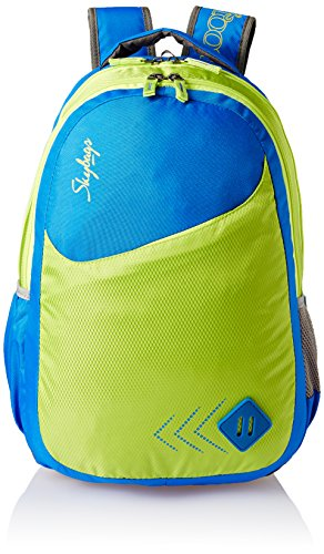 Skybags 25 Ltrs Blue Casual Backpack (BPLEO4BLU)