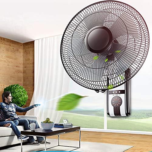 ZDYLM-Y Ventilador de Pared con Mando a Distancia - Función de sincronización,...