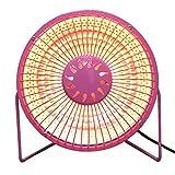 Warme Luft, Heizung, Kleine Solar - Heizung, Privaten Energieeinsparung Elektrische Heizung, Backen Im Ofen, Rosa.