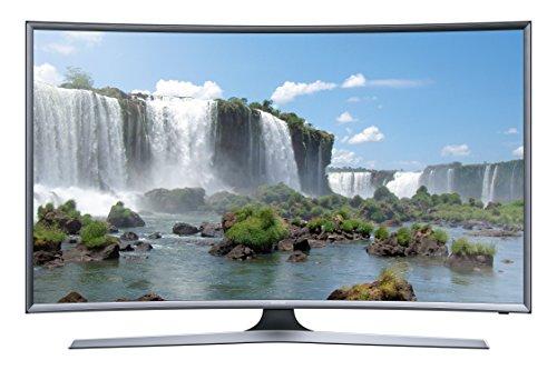 Samsung J6350 101 cm (40 Zoll) Curved Fernseher (Full HD, Triple Tuner, Smart TV)