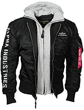 Alpha Industries Jacke MA-1 D-Tec SE