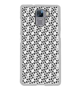 ifasho Designer Phone Back Case Cover Huawei Honor 7 :: Huawei Honor 7 (Enhanced Edition) :: Huawei Honor 7 Dual SIM ( Aeroplane Colorful Pattern Design )