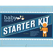 Baby Owner's Gift Set + The Baby Owner's Manual