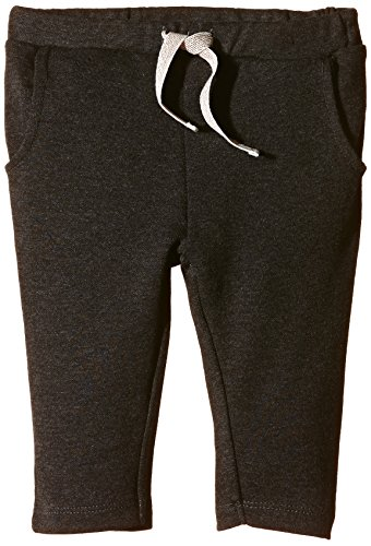 TOM TAILOR Kids Baby - Mädchen Jogginghose interlock comfy pants/510, Gr. 68, Grau (original 1000)
