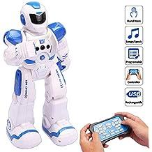 SLONG Control Remoto Infantil Robot Inteligente programable Controlador infrarrojo de Juguete Juguete, Baile, Canto