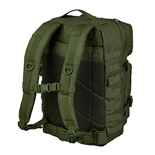 US Assault Pack II large Rucksack im Military Style OLIV