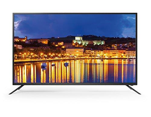Televisor Led 50 Pulgadas Full HD TD Systems K50DLG8F. Resolución 1920 x 1080 3X HDMI VGA USB Reproductor y Grabador.